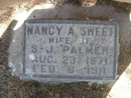 PALMER, NANCY A. - Dawes County, Nebraska | NANCY A. PALMER - Nebraska Gravestone Photos