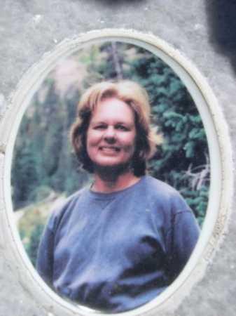 PARKER (CLOSE UP), VICKI ANN - Dawes County, Nebraska | VICKI ANN PARKER (CLOSE UP) - Nebraska Gravestone Photos