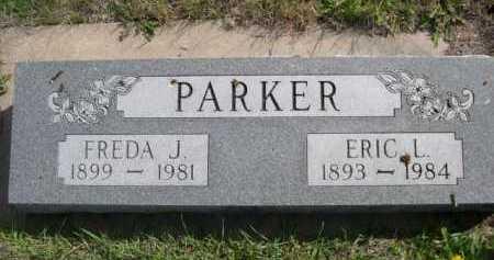PARKER, FREDA J. - Dawes County, Nebraska | FREDA J. PARKER - Nebraska Gravestone Photos