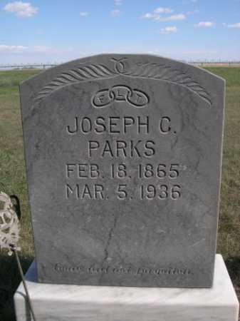 PARKS, JOSEPH C. - Dawes County, Nebraska | JOSEPH C. PARKS - Nebraska Gravestone Photos