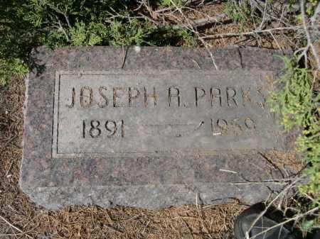 PARKS, JOSEPH A. - Dawes County, Nebraska   JOSEPH A. PARKS - Nebraska Gravestone Photos