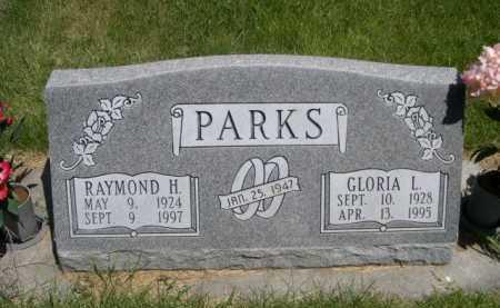 PARKS, RAYMOND H. - Dawes County, Nebraska | RAYMOND H. PARKS - Nebraska Gravestone Photos