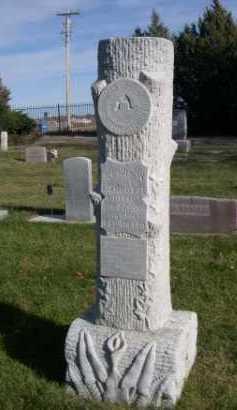 PARROTTE, LEWIS - Dawes County, Nebraska   LEWIS PARROTTE - Nebraska Gravestone Photos