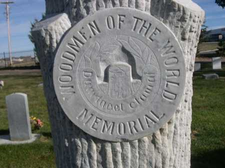 PARROTTE, LEWIS - Dawes County, Nebraska | LEWIS PARROTTE - Nebraska Gravestone Photos