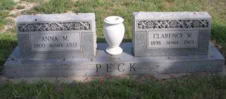 PECK, ANNA M - Dawes County, Nebraska | ANNA M PECK - Nebraska Gravestone Photos
