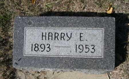 PELREN, HARRY E. - Dawes County, Nebraska | HARRY E. PELREN - Nebraska Gravestone Photos