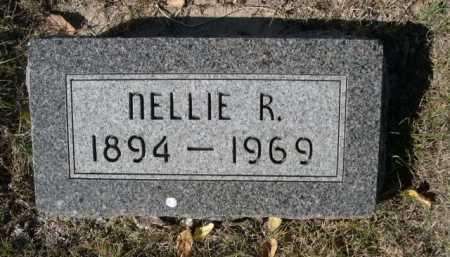 PELREN, NELLIE R. - Dawes County, Nebraska | NELLIE R. PELREN - Nebraska Gravestone Photos