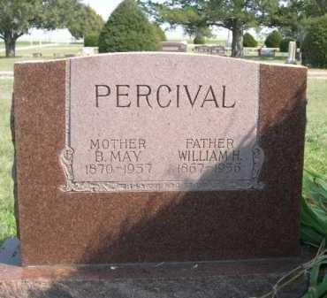 PERCIVAL, WILLIAM H. - Dawes County, Nebraska | WILLIAM H. PERCIVAL - Nebraska Gravestone Photos
