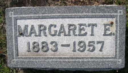 PERCY, MARGARET E. - Dawes County, Nebraska   MARGARET E. PERCY - Nebraska Gravestone Photos