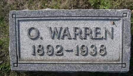 PERCY, O. WARREN - Dawes County, Nebraska | O. WARREN PERCY - Nebraska Gravestone Photos
