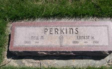 PERKINS, ERNEST H. - Dawes County, Nebraska | ERNEST H. PERKINS - Nebraska Gravestone Photos