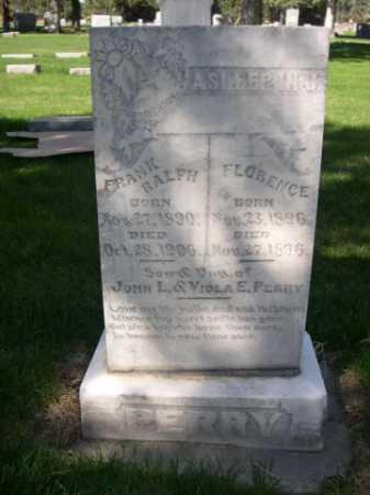 PERRY, FRANK RALPH - Dawes County, Nebraska   FRANK RALPH PERRY - Nebraska Gravestone Photos