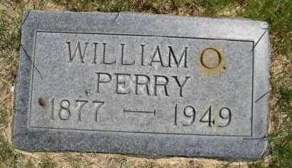 PERRY, WILLIAM O. - Dawes County, Nebraska   WILLIAM O. PERRY - Nebraska Gravestone Photos