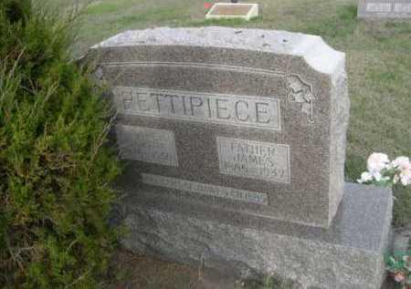 PETTIPIECE, BERTHA - Dawes County, Nebraska | BERTHA PETTIPIECE - Nebraska Gravestone Photos