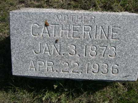 PHILLIPS, CATHERINE - Dawes County, Nebraska | CATHERINE PHILLIPS - Nebraska Gravestone Photos