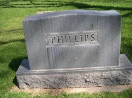 PHILLIPS, FAMILY - Dawes County, Nebraska | FAMILY PHILLIPS - Nebraska Gravestone Photos