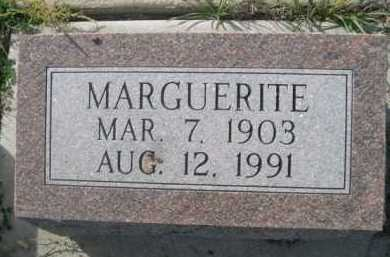 PIPHER, MARGUERITE - Dawes County, Nebraska | MARGUERITE PIPHER - Nebraska Gravestone Photos