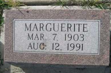 PIPHER, MARGUERITE - Dawes County, Nebraska | MARGUERITE PIPHER - Nebraska Gravestone Photos