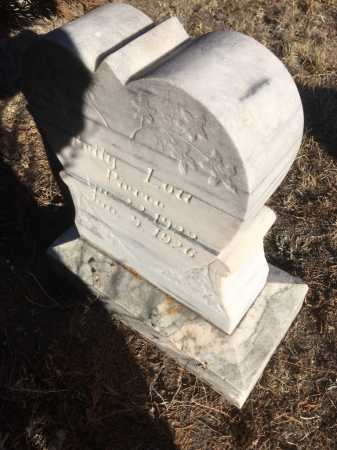 PIERCE, BETTY LOU - Dawes County, Nebraska | BETTY LOU PIERCE - Nebraska Gravestone Photos