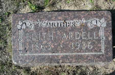 PIERCE, EDITH ARDELL - Dawes County, Nebraska | EDITH ARDELL PIERCE - Nebraska Gravestone Photos