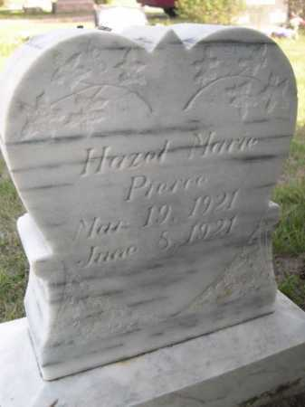 PIERCE, HAZEL MARIE - Dawes County, Nebraska | HAZEL MARIE PIERCE - Nebraska Gravestone Photos