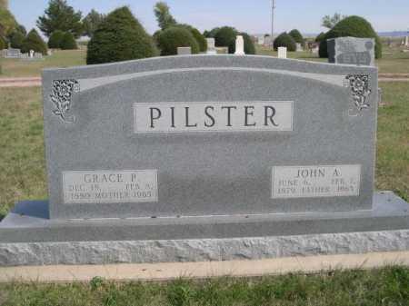 PILSTER, JOHN A. - Dawes County, Nebraska | JOHN A. PILSTER - Nebraska Gravestone Photos