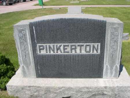 PINKERTON, FAMILY - Dawes County, Nebraska | FAMILY PINKERTON - Nebraska Gravestone Photos