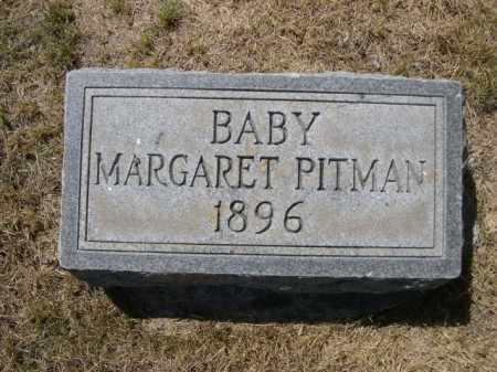 PITMAN, MARGARET - Dawes County, Nebraska | MARGARET PITMAN - Nebraska Gravestone Photos
