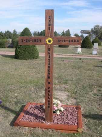 POLLARD, BABE ELIZABETH R. - Dawes County, Nebraska | BABE ELIZABETH R. POLLARD - Nebraska Gravestone Photos