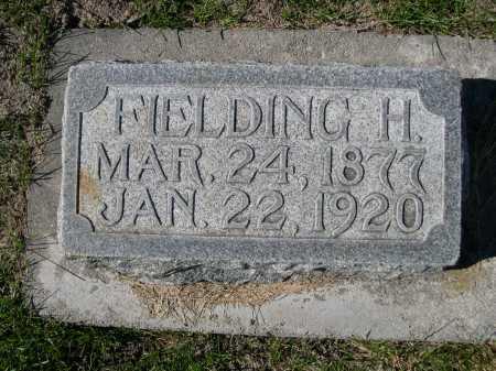POPE, FIELDING H. - Dawes County, Nebraska | FIELDING H. POPE - Nebraska Gravestone Photos