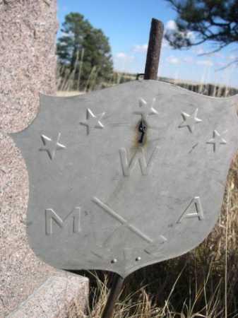 PORTER, ORVAL B. - Dawes County, Nebraska   ORVAL B. PORTER - Nebraska Gravestone Photos
