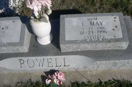 POWELL, L. MAY - Dawes County, Nebraska | L. MAY POWELL - Nebraska Gravestone Photos