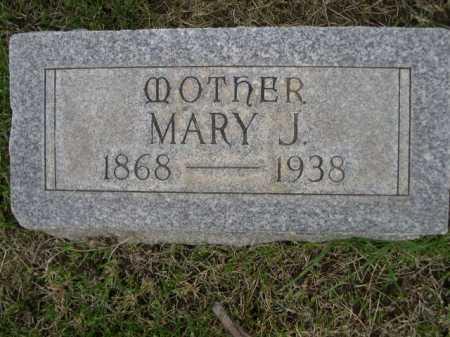 POWER, MARY J. - Dawes County, Nebraska | MARY J. POWER - Nebraska Gravestone Photos