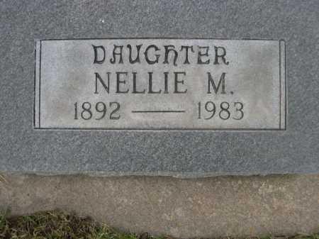 POWER, NELLIE M. - Dawes County, Nebraska   NELLIE M. POWER - Nebraska Gravestone Photos