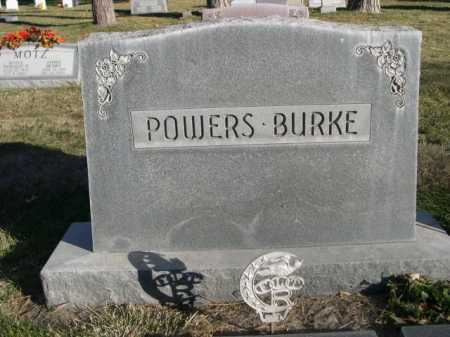 BURKE, FAMILY - Dawes County, Nebraska   FAMILY BURKE - Nebraska Gravestone Photos