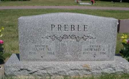 PREBLE, HAZEL M. - Dawes County, Nebraska | HAZEL M. PREBLE - Nebraska Gravestone Photos
