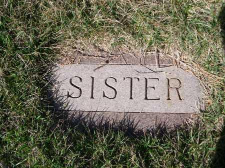 PREBLE, SISTER - Dawes County, Nebraska | SISTER PREBLE - Nebraska Gravestone Photos