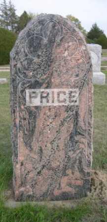PRICE, FAMILY - Dawes County, Nebraska | FAMILY PRICE - Nebraska Gravestone Photos