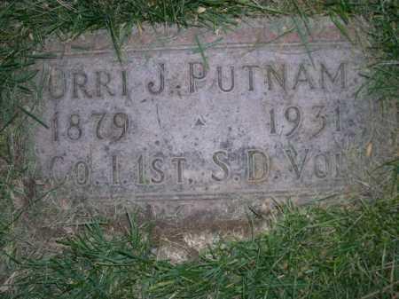 PUTNAM, ORRI J. - Dawes County, Nebraska   ORRI J. PUTNAM - Nebraska Gravestone Photos