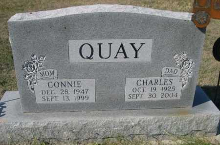 QUAY, CHARLES - Dawes County, Nebraska | CHARLES QUAY - Nebraska Gravestone Photos