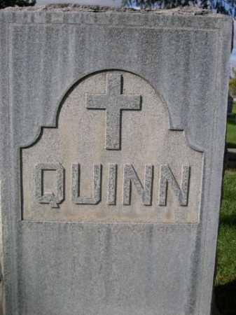 QUINN, FAMILY - Dawes County, Nebraska   FAMILY QUINN - Nebraska Gravestone Photos