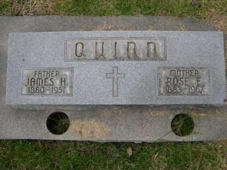 QUINN, JAMES H. - Dawes County, Nebraska | JAMES H. QUINN - Nebraska Gravestone Photos