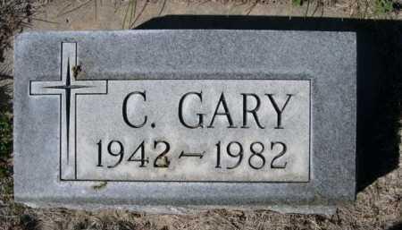 RABEN, C. GARY - Dawes County, Nebraska | C. GARY RABEN - Nebraska Gravestone Photos