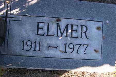 RABIN, ELMER - Dawes County, Nebraska | ELMER RABIN - Nebraska Gravestone Photos