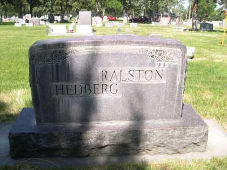 HEDBERG, FAMILY - Dawes County, Nebraska | FAMILY HEDBERG - Nebraska Gravestone Photos