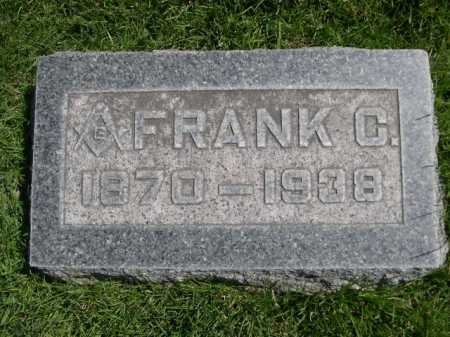 RANDALL, FRANK C. - Dawes County, Nebraska | FRANK C. RANDALL - Nebraska Gravestone Photos