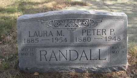RANDALL, PETER P. - Dawes County, Nebraska   PETER P. RANDALL - Nebraska Gravestone Photos