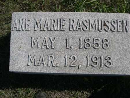 RASMUSSEN, ANE MARIE - Dawes County, Nebraska | ANE MARIE RASMUSSEN - Nebraska Gravestone Photos