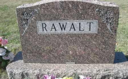 RAWALT, FAMILY - Dawes County, Nebraska | FAMILY RAWALT - Nebraska Gravestone Photos