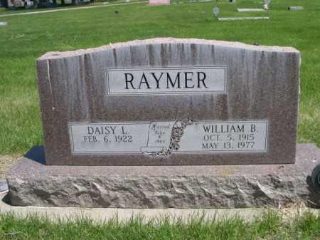 RAYMER, WILLAIM B. - Dawes County, Nebraska | WILLAIM B. RAYMER - Nebraska Gravestone Photos